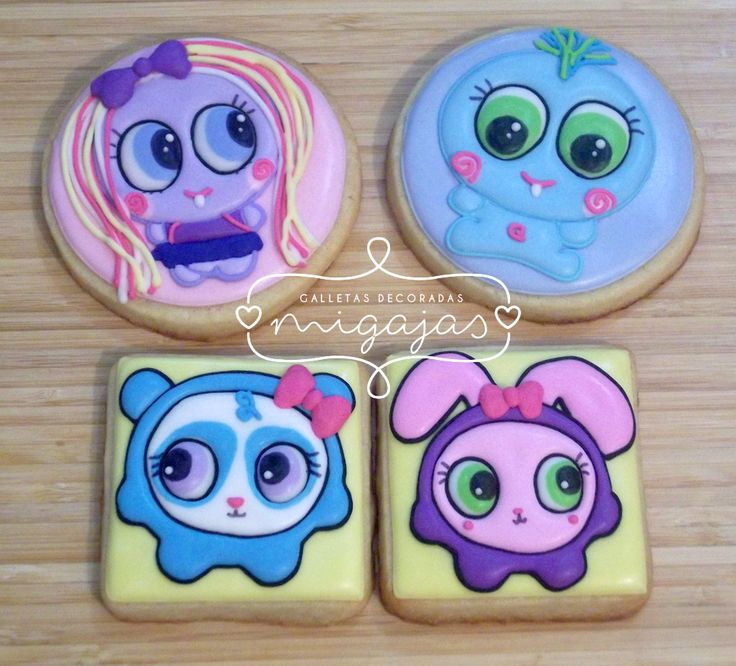 Galletas de Neonatos   #cookies #neonatos #royalicing