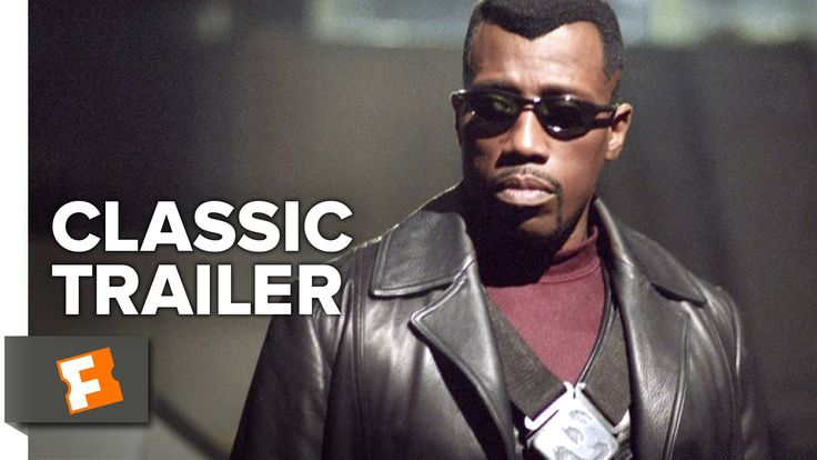 Blade: Trinity (2004) Official Trailer - Wesley Snipes, Ryan Reynolds Mo...