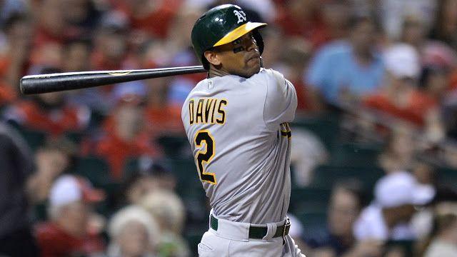 Khris Davis anuncia que no irá al Clásico Mundial de Béisbol con México