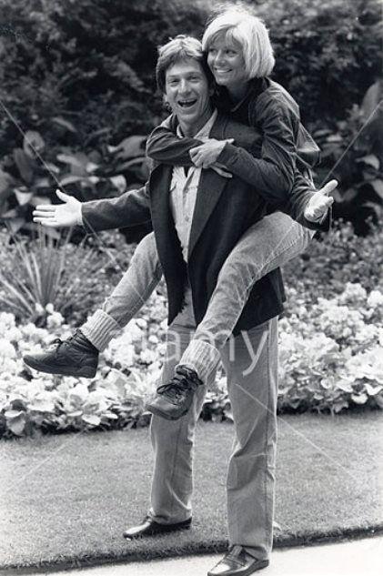 Michael Brandon & Glynis Barber *Dempsey & Makepeace*