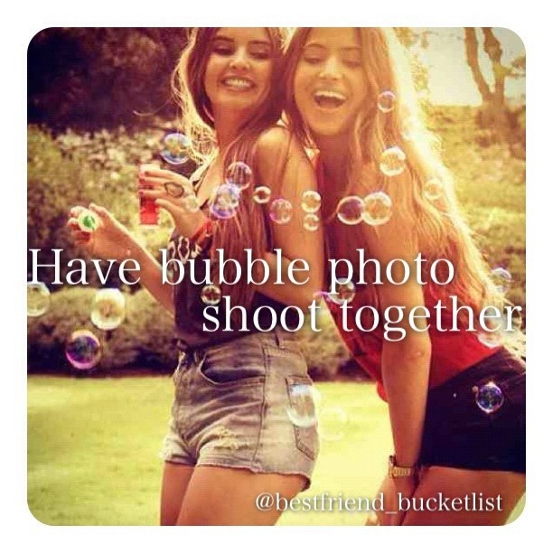 Lol was in a rush meant have a bubble photo shoot together! Knowing me I would eat the bubble or something haha  ~ @p_u_r_p_l_e - @bestfriend_bucketlist- #webstagram