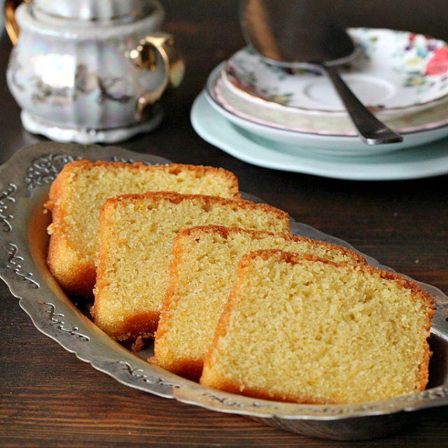 Best Butter Cake Recipe Malaysia