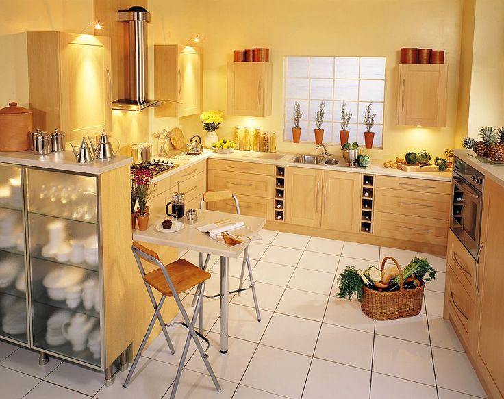 20 de idei pentru decorarea unei bucatarii