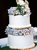 This is the first one i was talking about: Hydrangeas Pretty, Floral Ideas, Hydrangeas Cake, Simple Cakes, Floral Cake, Blue Cake, Wedding Cakes, Simple Cake Especial, Cake Gallery