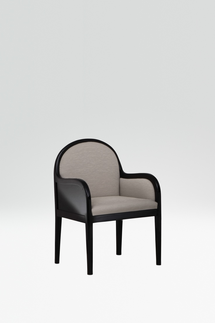 Butler chair produced by Armani Casa