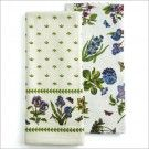 Portmeirion Botanic Garden Kitchen Towels Set of 2 - would love to have these to match my set!