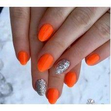 <b>Гель</b>-<b>лак</b> P&T Professional 113. Ярко-оранжевый (Заводной ...