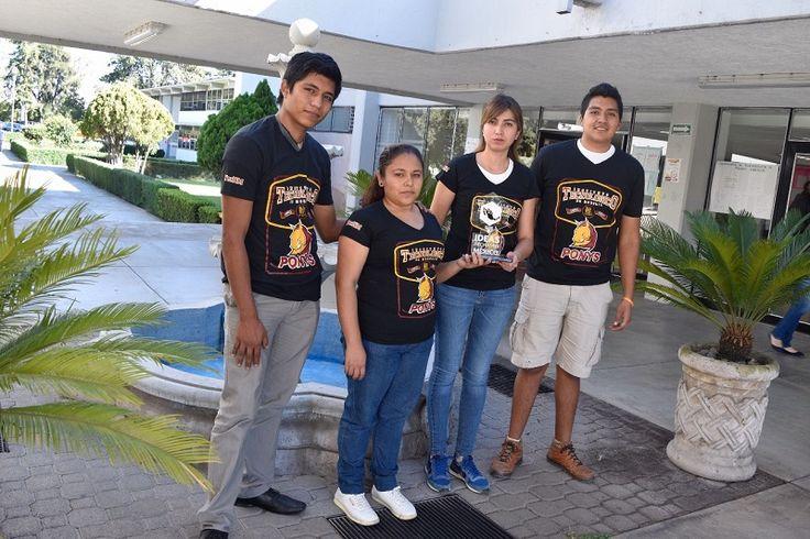 """A través del concurso """"Ideas Hechas en México"""" organizado por la SCT, Punto México Conectado, iLab y Robotix, alumnos del Instituto Tecnológico de Morelia """"José María Morelos"""", obtuvieron el primer ..."""