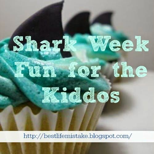 Shark Week 2014 begins on Sunday, August 10th. Here in New Jersey, Shark Week is very popular. I live near the Jersey shore in ...