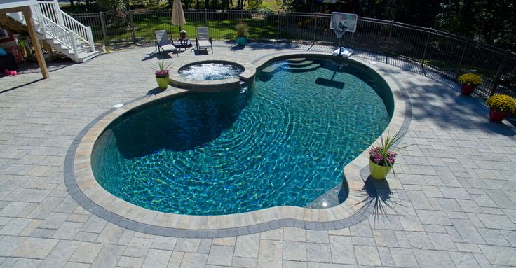 1000 ideas about gunite pool on pinterest pool builders for Affordable pools lafayette louisiana