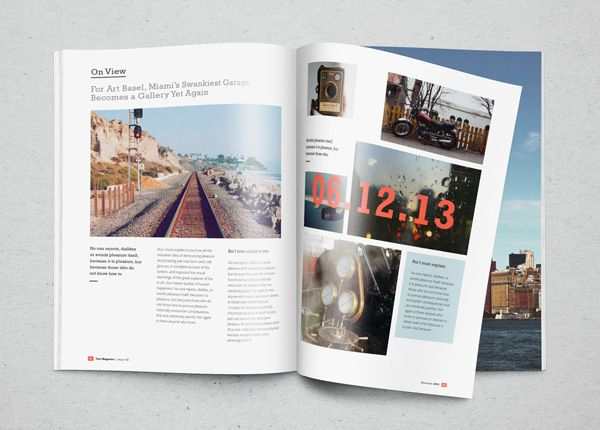 Download 5 Magazines and Brochures Mock Up Photoshop Files