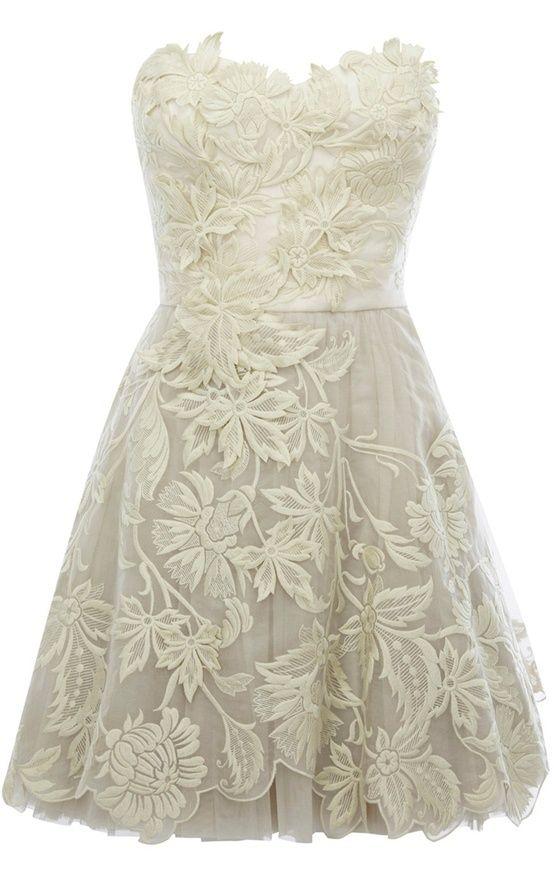 Rehearsal Dress? - weddingsabeautiful