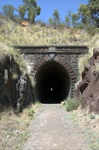 Swan View Tunnel John Forrest National Park