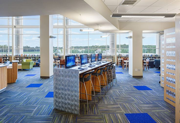 Dover High School Hord Coplan MachtHord Macht Architecture Landscape Interior