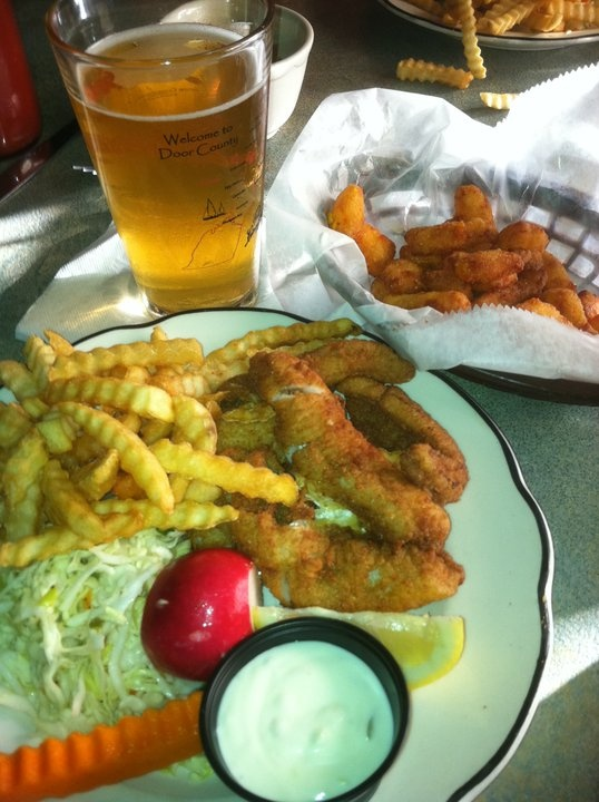 290 best images about door county wisconsin on pinterest for Best fish fry in wisconsin