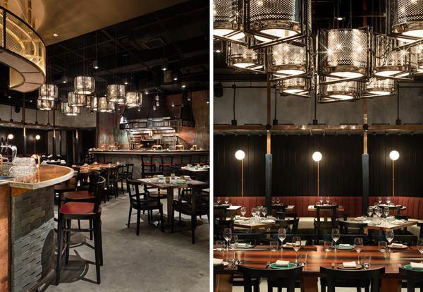 17 migliori idee su ristorante industriale su pinterest for Arredamento ristorante italia