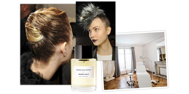 Les temps forts coiffures de la Fashion Week, le parfum Dries Van Noten et Frédéric Malle, le spa BK par Karry Berreby... Toute l'actu qu'il ne fallait pas manquer cette semaine