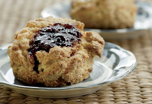 Grand Central Bakery Jammers Recipe. Made these with raspberry jam ...