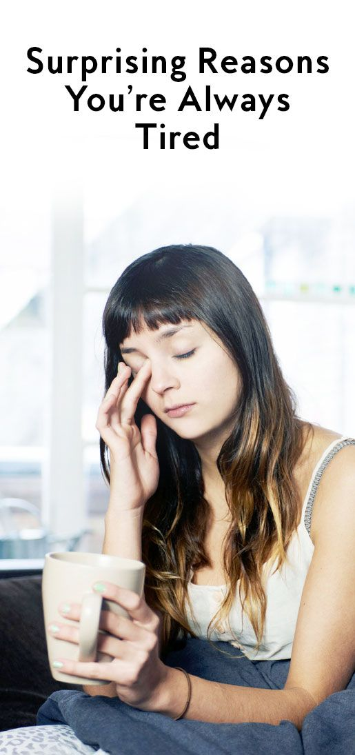 How to fix your seemingly constant state of tiredness.
