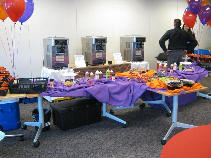 Ice Cream Machine Rental (Corporate Event)