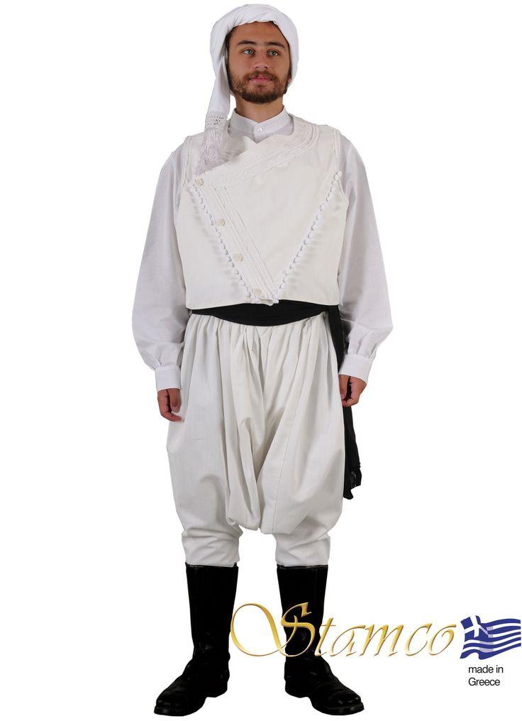 Lemnos Folklore Greek costumes for Men, Greek traditional costume  aegean Islands,cyclades LEMNOS KEHAGIAS