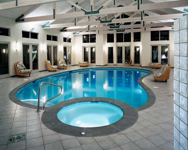 Indoor home pools indoor swimming pools by downes for Home swimming pool