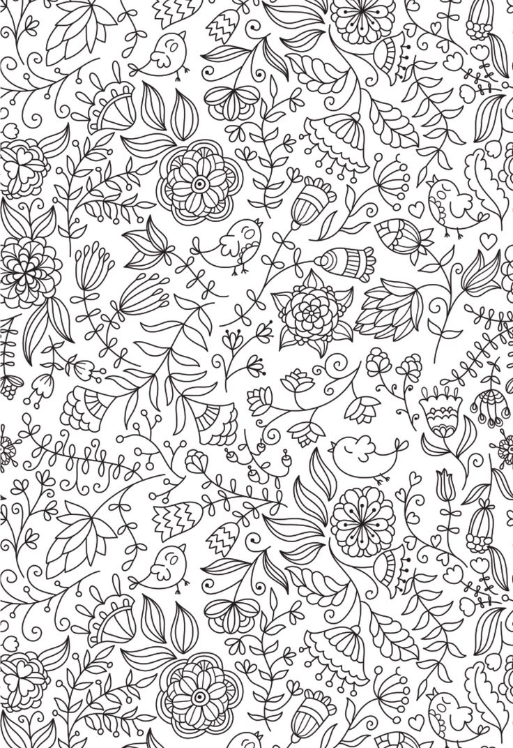 107 Best Images About Adult Coloring Pages On Pinterest