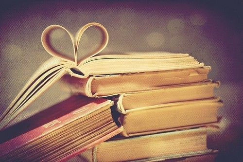 my heart is an open book.....