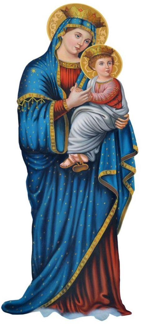 смайлики картинки святая мария супруги мирно, решив