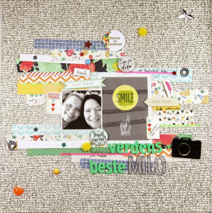 Andrine & Marens Landhandleri: LO - Verdens beste Milo