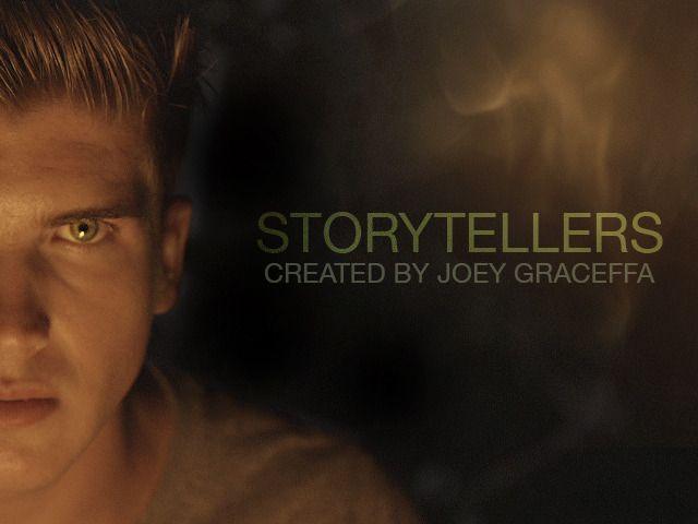 Storytelling youtubers