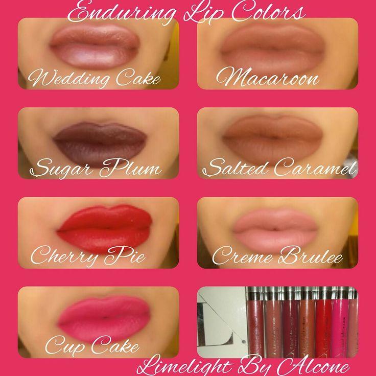 Limelight Lip Colors! Matte! www.makeupbymonicarubio.com #limelight #alcone