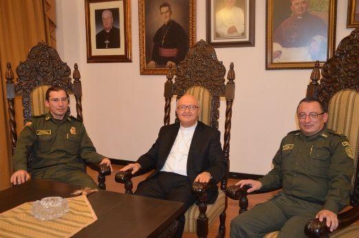 Comandante del Departamento de Policía Risaralda realiza ruta de la Seguridad previa a la Semana Mayor