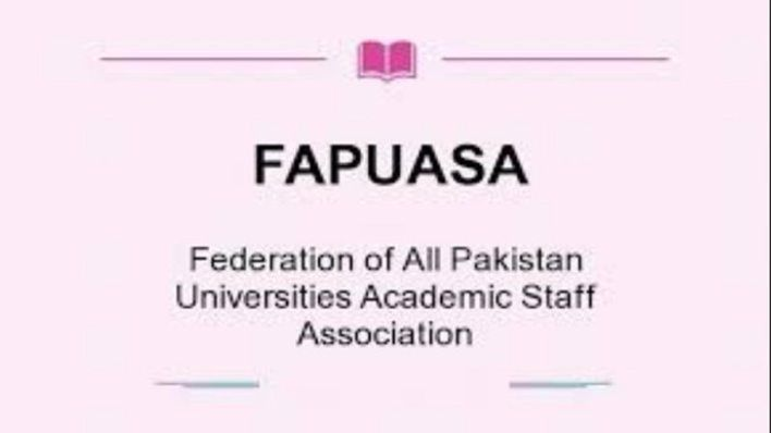 FAPUASA hails deferment of COMSATS bill full of lacunae  Daily Times