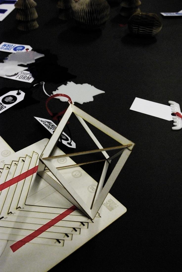 Shop of Form X-mass Fair (fot. Patrycja Olszewska, School of Form, #schoolofform)