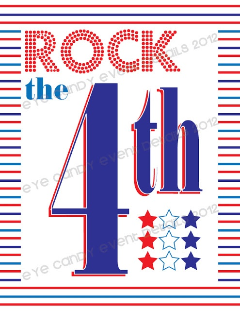 4th of july rock songs