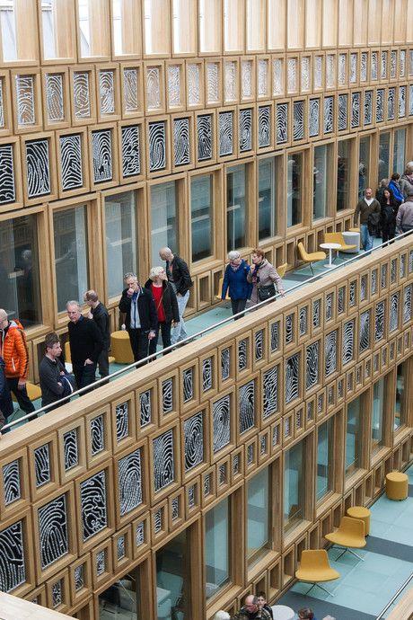 Deventer stadhuis genomineerd voor titel Beste gebouw van het jaar