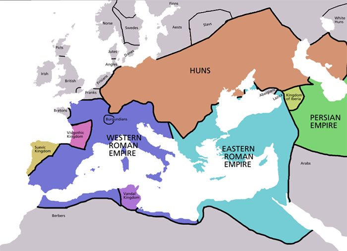 Când începe Evul Mediu? | dezvaluiribiz.ro | Istoricii au dorit să deseneze linia de demarcație între Antichitate și Evul Mediu. Unii o situează în anul 410, data la care Roma a fost cucerită de vizigoții lui Alaric. Alții, în 486, când regele[...]