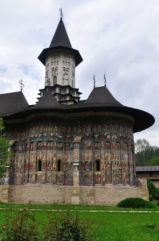 Bucovina's Painted Churches | Sucevita