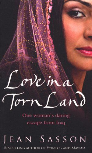 Love In A Torn Land by Jean Sasson http://www.amazon.in/dp/0553818147/ref=cm_sw_r_pi_dp_6rGvvb0KS74XV