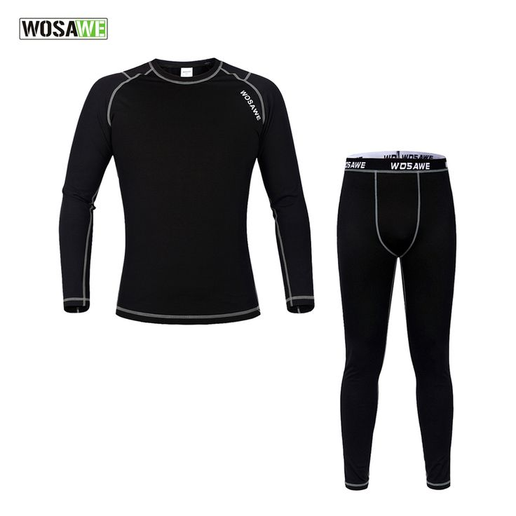 Find More Cycling Sets Information about WOSAWE Men Winter Outdoors Sports Base Layer Sets Thermal Running Cycling Underwear Surface Elastic Long Johns Bicycle Clothing,High Quality thermal cycling clothing,China cycle clothing sets men Suppliers, Cheap winter set cycling from Bikepro Sports on Aliexpress.com