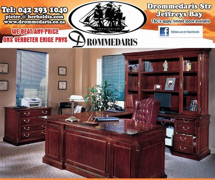 Drommedaris was established in 1984 as a second hand furniture store, but since then we have expanded to over 1500m² of sales floor which incorperates an Antique division and new furniture store as well. #facts #wood #furniture