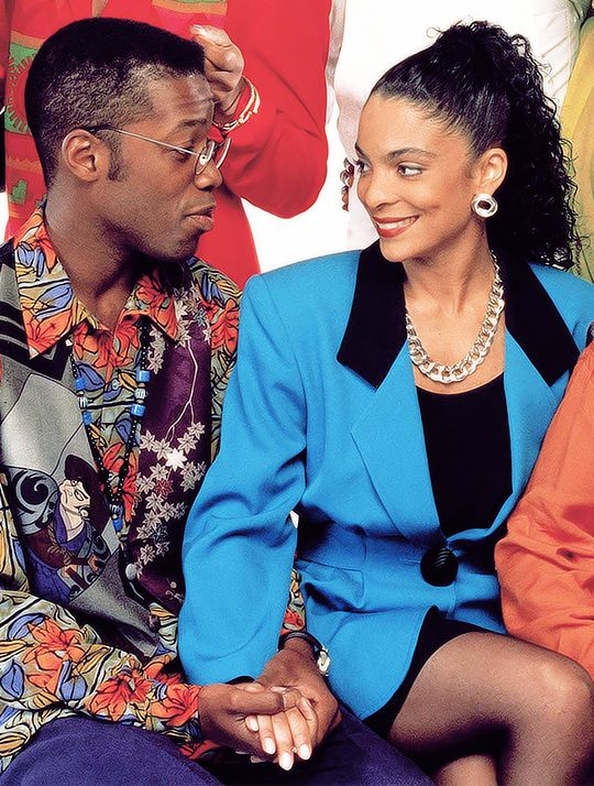 dwayne wayne and whitley relationship
