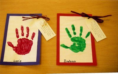 "School Handprint & poem (""Welcome, welcome, school has begun. Time for work. Time for fun. I use my hands for fun and play School has started just today."") Write child's name & date"