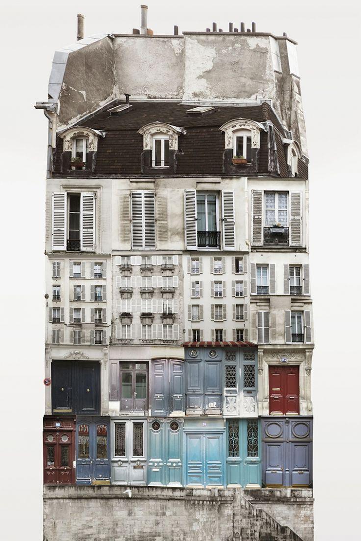 Collages by Anastasia Savinova