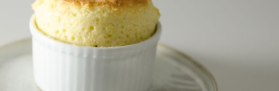 """Easy"" instructions for a Smoked Haddock Soufflé"