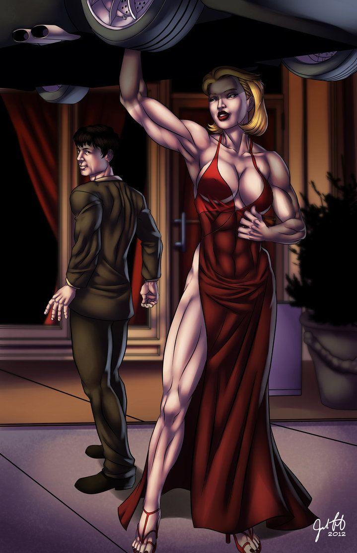 male stripper takes it too far