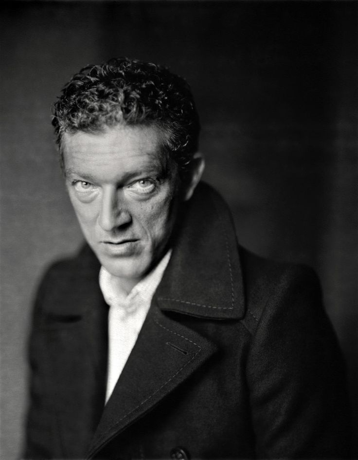 Vincent Cassel | by Paolo Roversi                              …