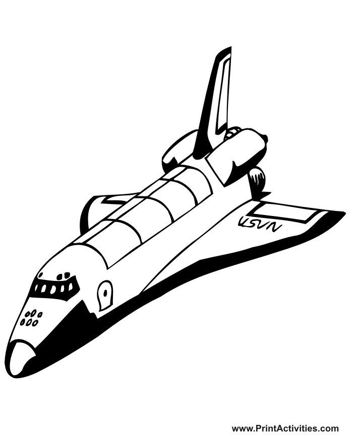 13 best space shuttles coloring pages images on pinterest
