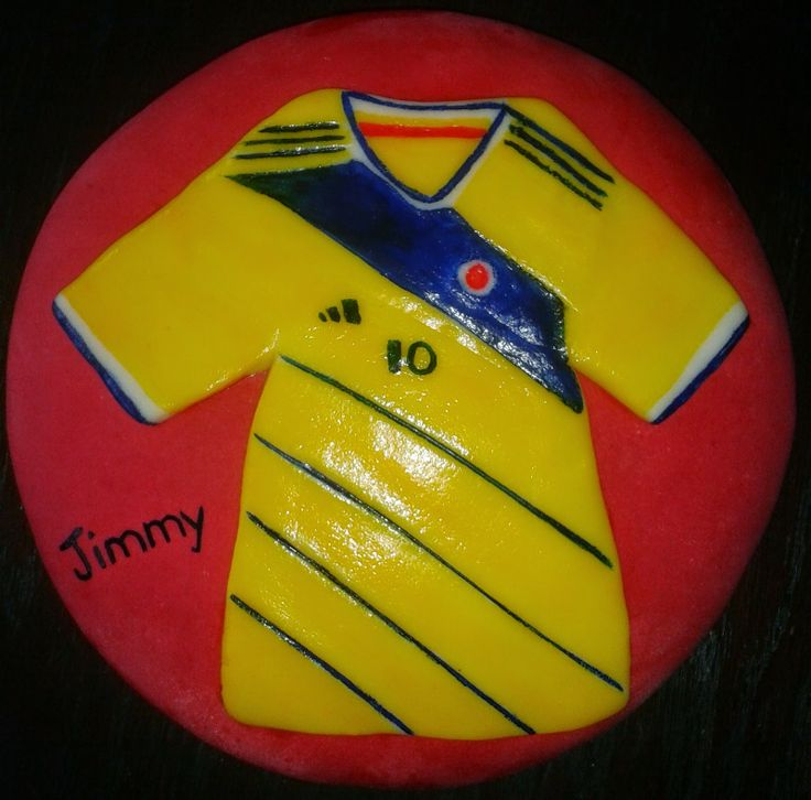 Colombian Soccer Jersey